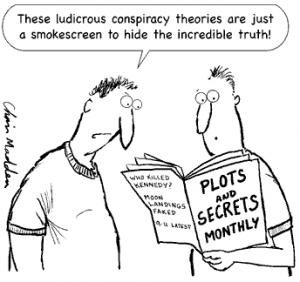 Conspirancy-Theorie