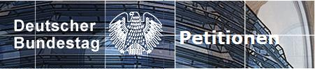 Petition Bundestag