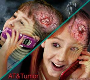 Mobile Phone Tumor - David Dees
