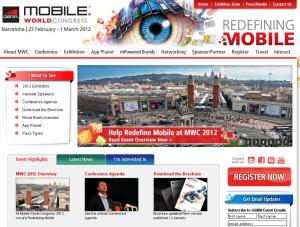 Mobile World Congress - All seeing Eye